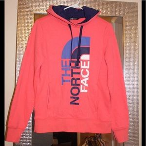 The North Face Hoodie size small